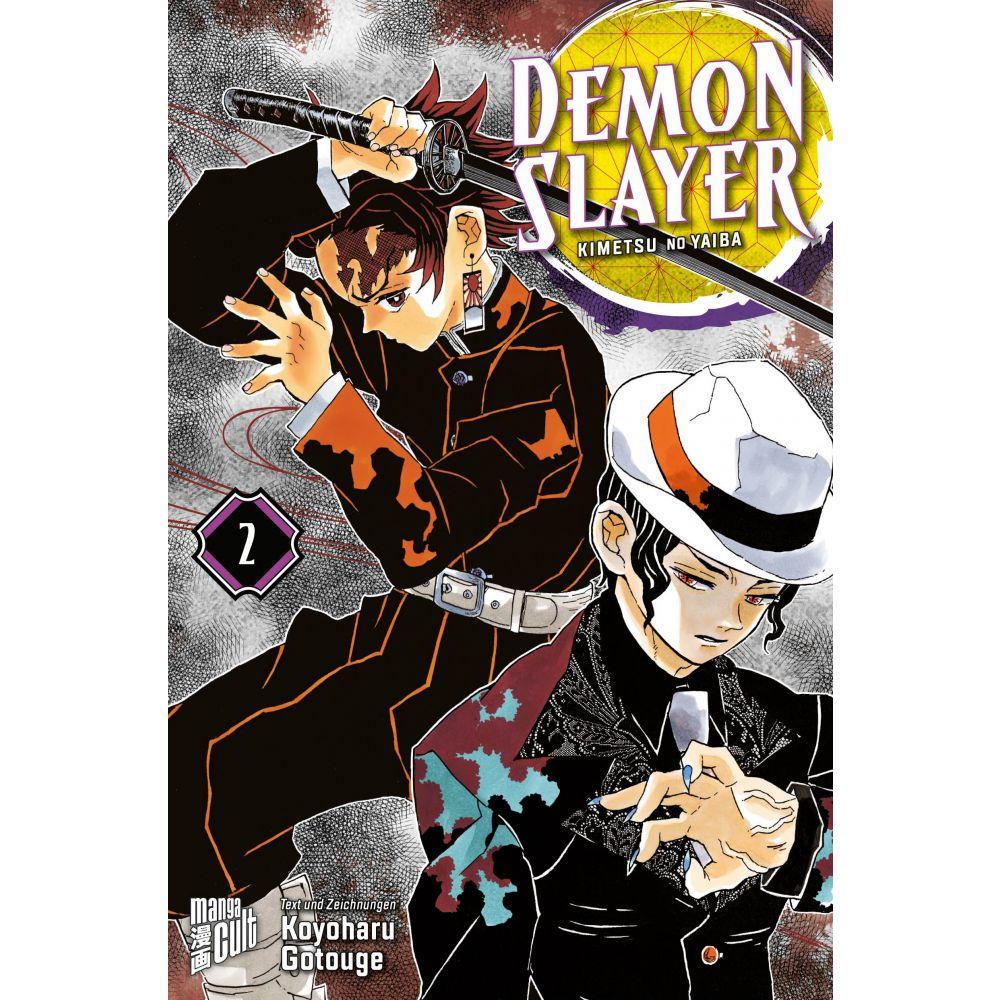 Demon Slayer 2 Kimetsu no Yaiba - Takagi GmbH -Books & More- (高木書店・ドイツ)